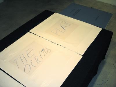 双ギャラリー20周年連続企画 コレクションからなるテーマ展/版の領域