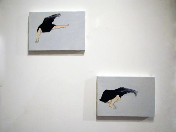 松下誠子展「私の中の異物」