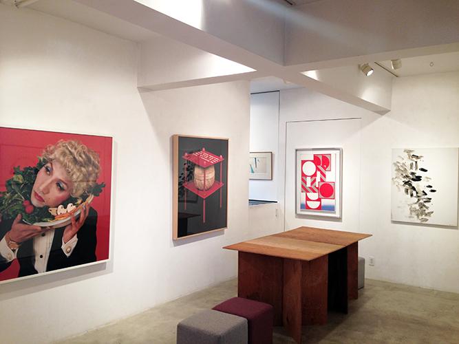 明日より、双ギャラリーコレクション展 現代美術の躍動期 1970年〜1990年が始まります。