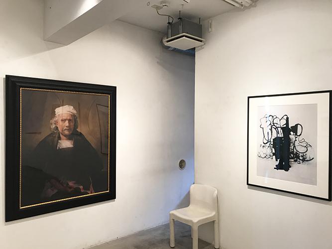 双ギャラリーコレクション展「光と影」