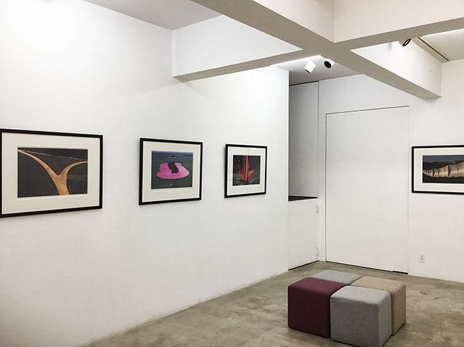 双ギャラリーコレクション展 クリスト写真展