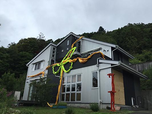家縛り展at soh@homeが行われています。
