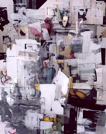 双アーティスト展、今回は中里伸也の作品のご紹介です。
