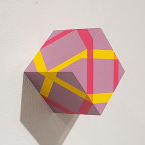 双アーティスト展、今回は保坂毅の作品のご紹介です。